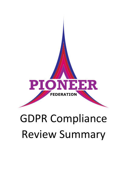 GDPR Compliance Review Summary
